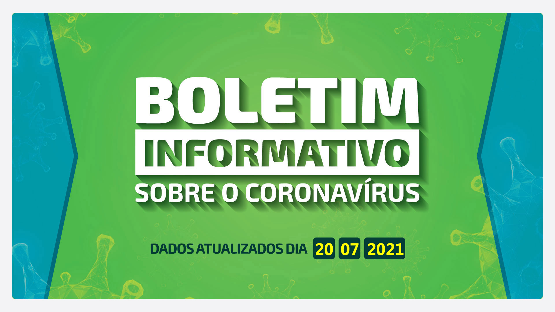 BOLETM DIÁRIO DA COVID-19 EM BARRA BONITA - 20 DE JULHO DE 2021