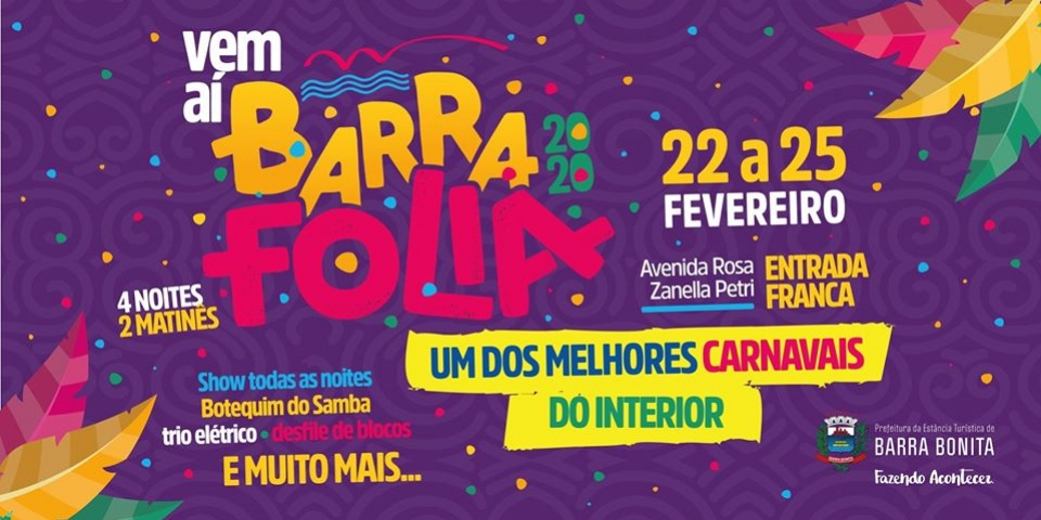 BARRA FOLIA 2020