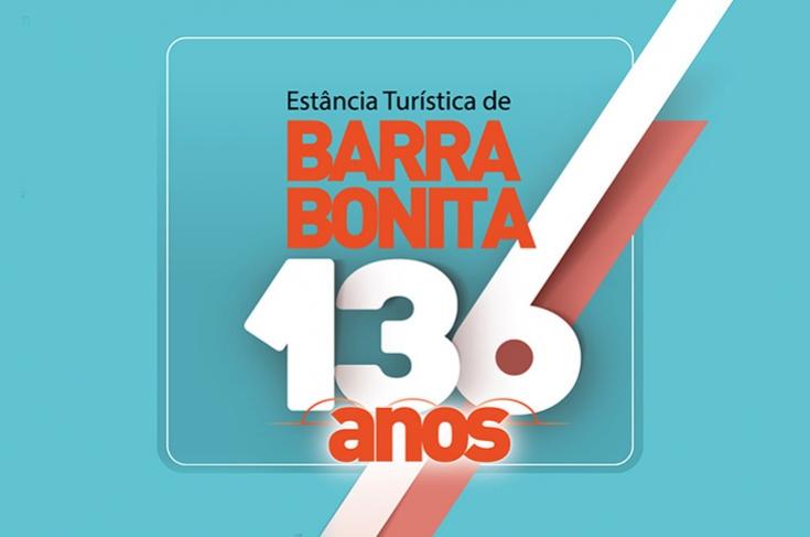 BARRA BONITA COMEMORA 136 ANOS COM VÁRIAS ATRAÇÕES